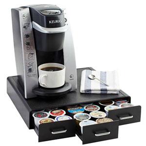 Amazon Basics Coffee Pod Storage
