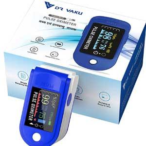DR VAKU® Swadesi Pulse Oximeter Fingertip