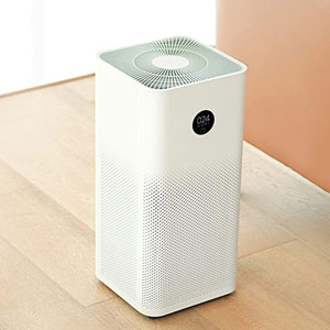 Mi Air Purifier 3 with True HEPA Filter