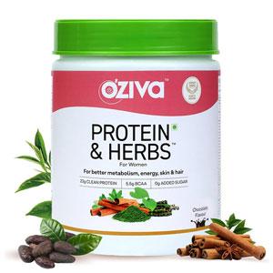 OZiva Protein & Herbs, Women