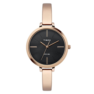 Timex Analog Black Dial Women's Watch
