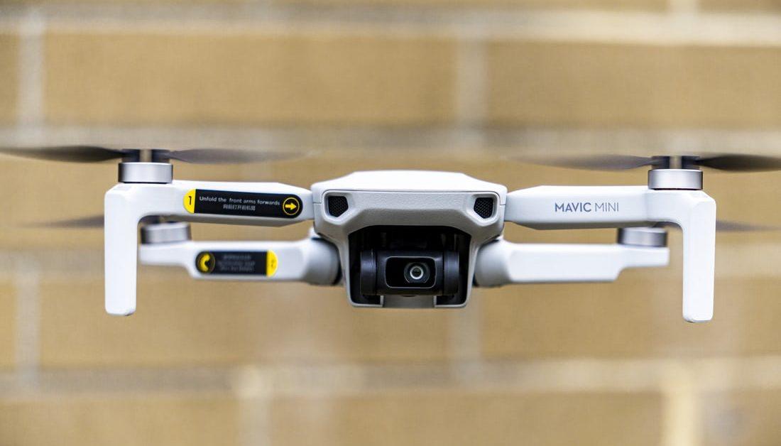 Unmanned Drones Enhanced Ground-Penetrating Radar (GPR)